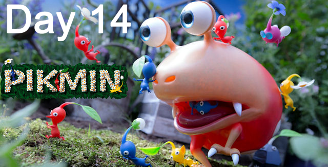 Let's Play Pikmin – Day 14 : The Final Trail