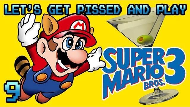 LGP&P Super Mario Bros. 3 – Pt 9