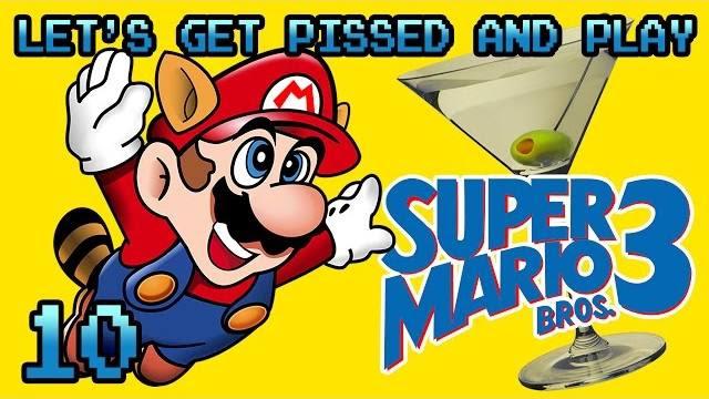 LGP&P Super Mario Bros. 3 – Pt 10